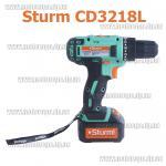 cd3218l дрель акк sturm 18в