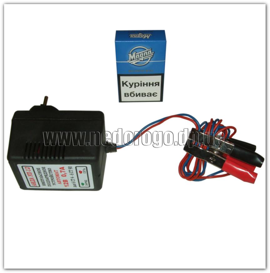 Зарядное устройство для аккумуляторов скутера