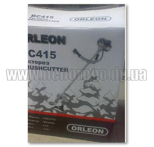 Мотокоса ORLEON BC 415, коса, мотокоса, бензокоса, бензо ... Дрель Вектор