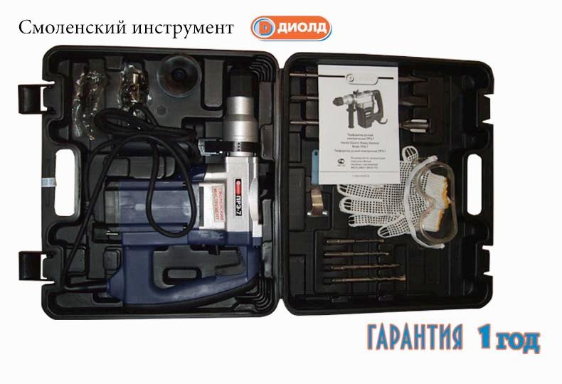 Ремонт перфоратора диолд прэ 7